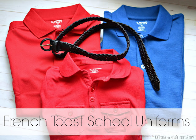 French Toast School Clothes Giveaway
