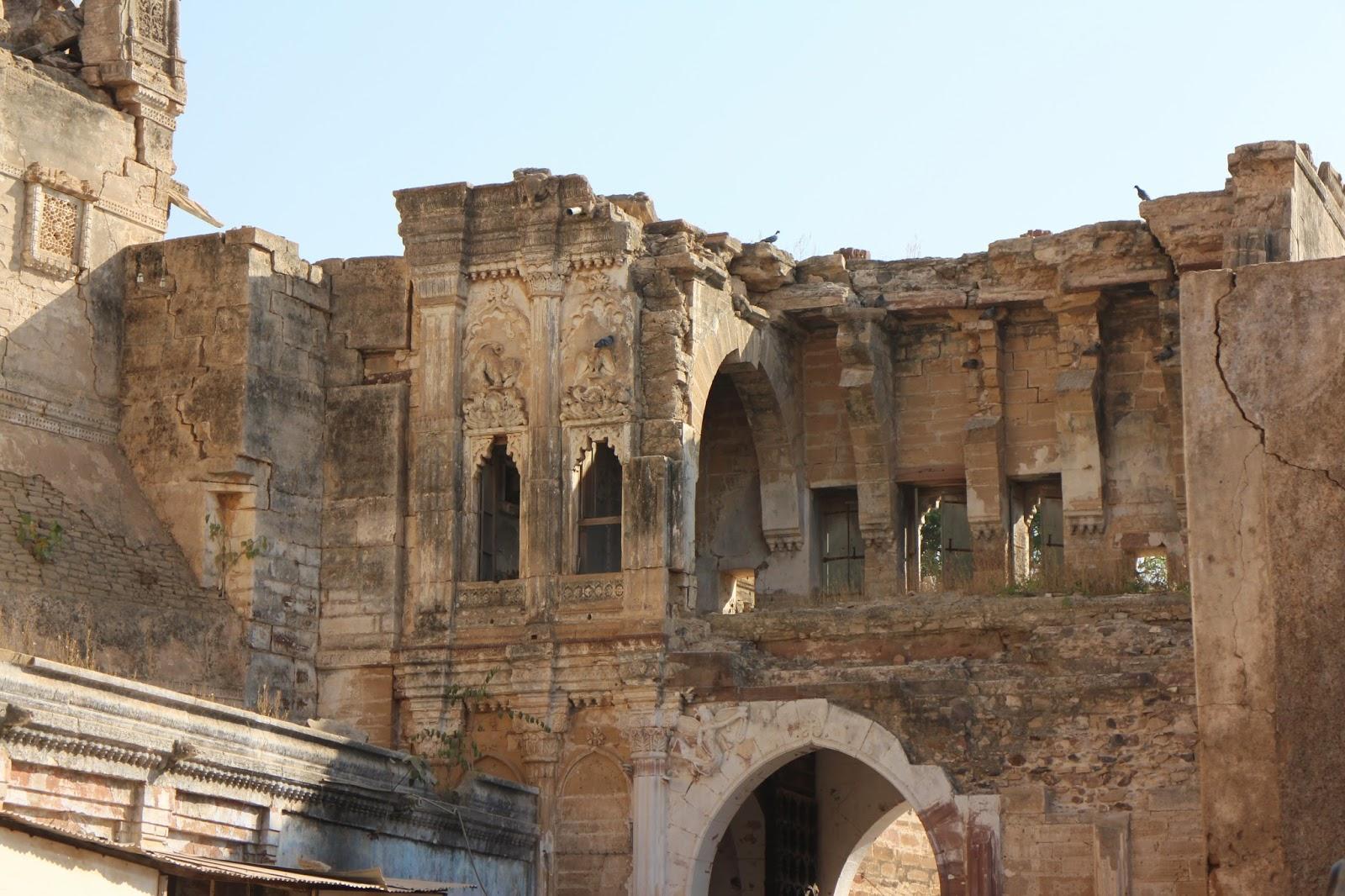 Bhuj, Kutch, Gujarat, Gujarat Tourism, Bhuj Fort, Rani ka Khas