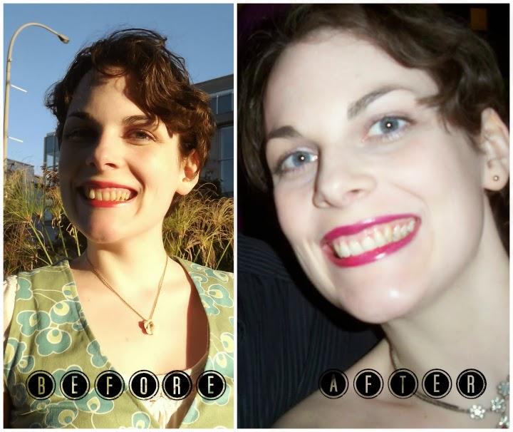 Suzanne Amlin, Dilly Daisy, A Coin For the Well, teeth, smile, blog, blogger