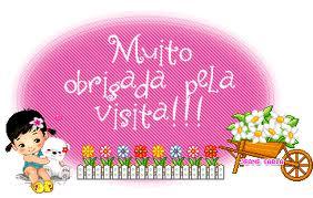 Obrigada por sua Visita!