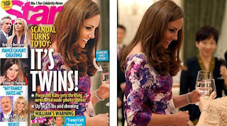 Kate Middleton Hamil