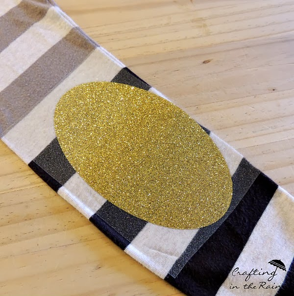 elbow patch template - diy glitter elbow patches crafting in the rain