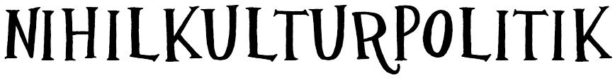 nihilkulturpolitik