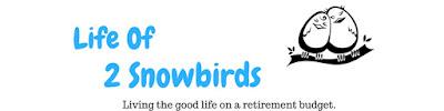 Life Of 2 Snowbirds