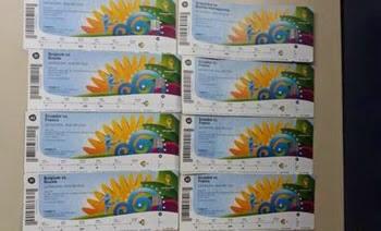 Funcionários do Consórcio Maracanã são presos vendendo ingressos da Copa do Mundo