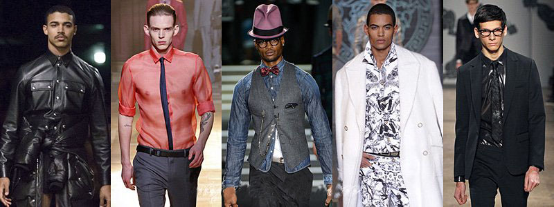 Fall Winter Men's Shirts Fashion Trends