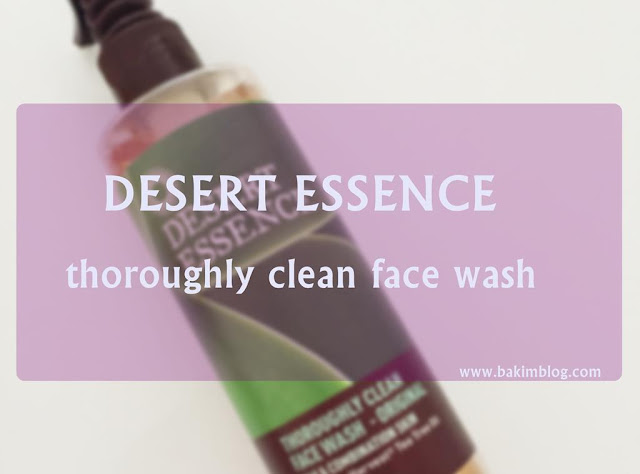 vegan skincare desert essence blog