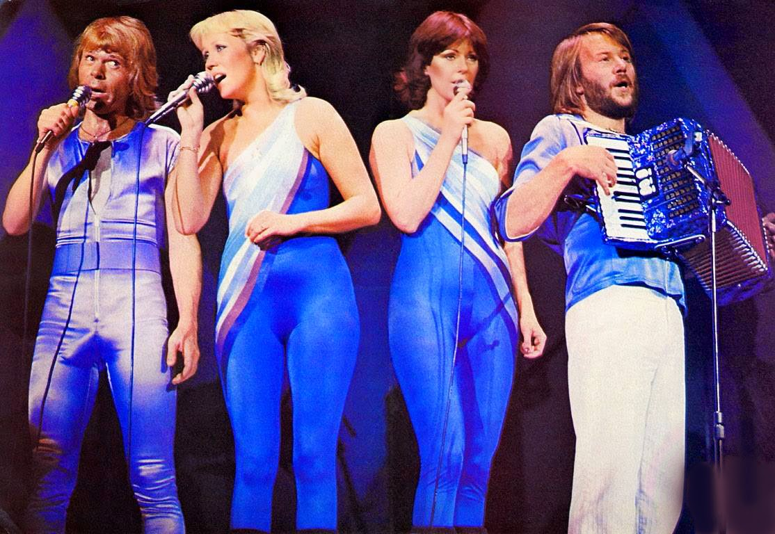 ABBA Live In Vienna 1979 - YouTube