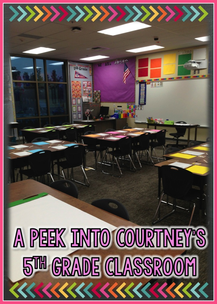 Classroom Ideas Grade 5 ~ Teaching with a mountain view peek of the week