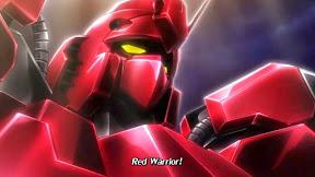 Gundam Build Fighters Try Amazing Red Warrior