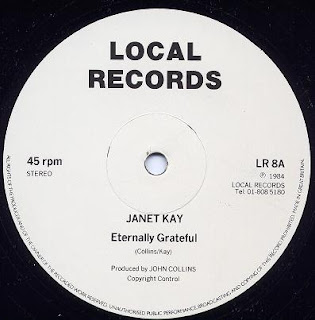 Janet Kay - Eternally grateful 1984 12 Inch