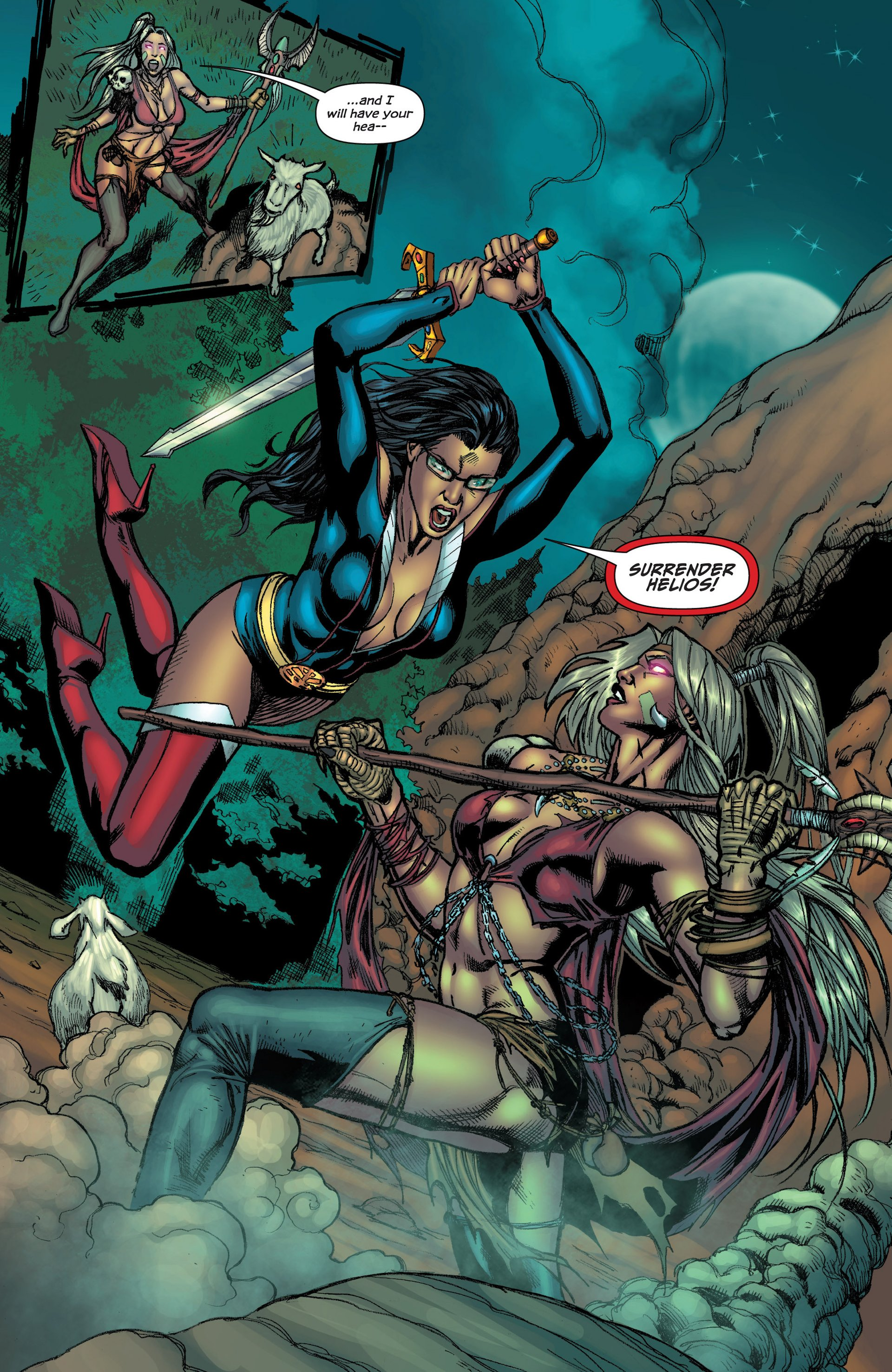 Grimm Fairy Tales (2005) Issue #96 #99 - English 6