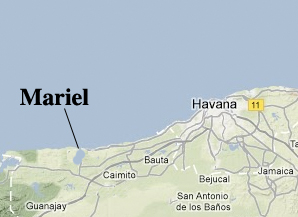 With The Cuban Capital Of Havana A Mere 90 Miles South Of The Florida Keys Mariel Only 28 Miles West Of Havana Would Be Ideally Located For U S