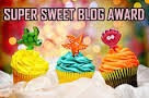 Super Sweet Blog Award