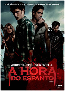 A Hora do Espanto DVDRip – AVI – Dual Áudio