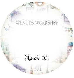 WENDY'S WORKSHOP CD MARCH 2016 £8.00