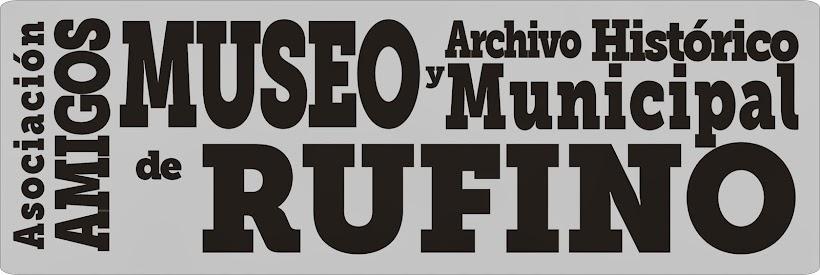 Asociación Amigos del Museo y Archivo Histórico Municipal de Rufino