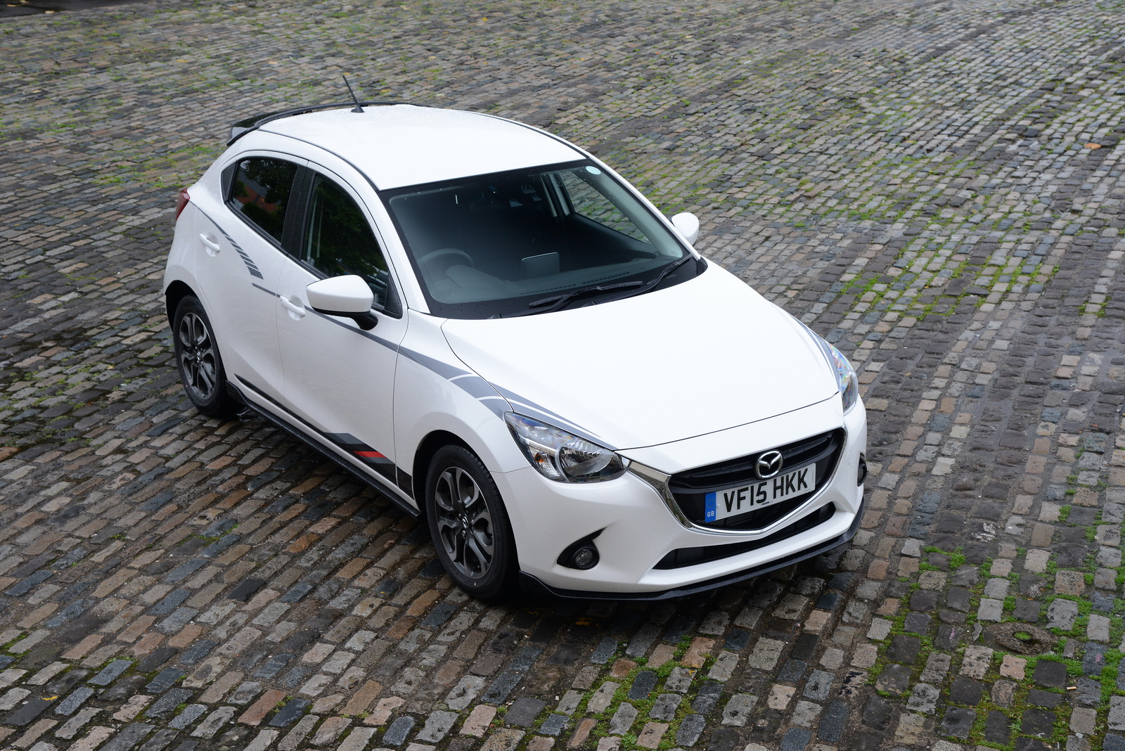 mazda 2 gains sport black edition in the uk carscoops. Black Bedroom Furniture Sets. Home Design Ideas