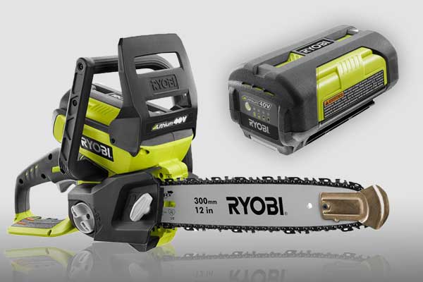 Win RYOBI Chainsaw Blog Giveaway Sweepstakes