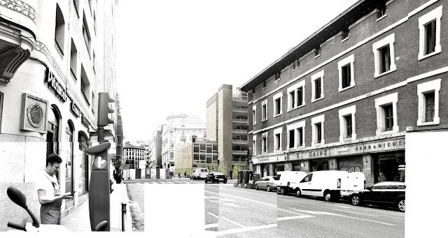 RENDERS 3D PFC - Fotomontaje 3d collage para el PFC ETSAM de Sara Sánchez-Rubio Lezcano - ETSAM UEM UCJC ESAYT USPCEU USP CEU IE UAX UAH UPM ETSA