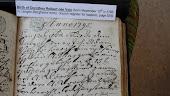 Dorothea Volz (Certidão Nascimento_Langen-Bergheim_12-11-1795)