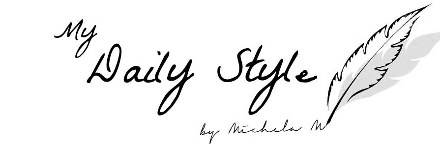 #MDS - My Daily Style - Fashion, Travel and Lifestyle Blog
