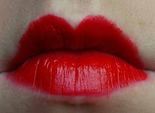 MAC Hey, Sailor! Lipstick in Red Racer