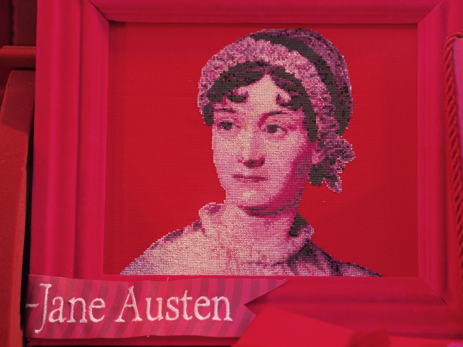 Jane Austen #JaneAusten #bgwindows # #holidaywindows #5thavenuewindows #NYC  #holidays #besttimeoftheyear #nyc ©2014 Nancy Lundebjerg