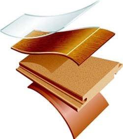 Made of wood parquet de interior sintetico o macizo - Como colocar parquet sintetico ...