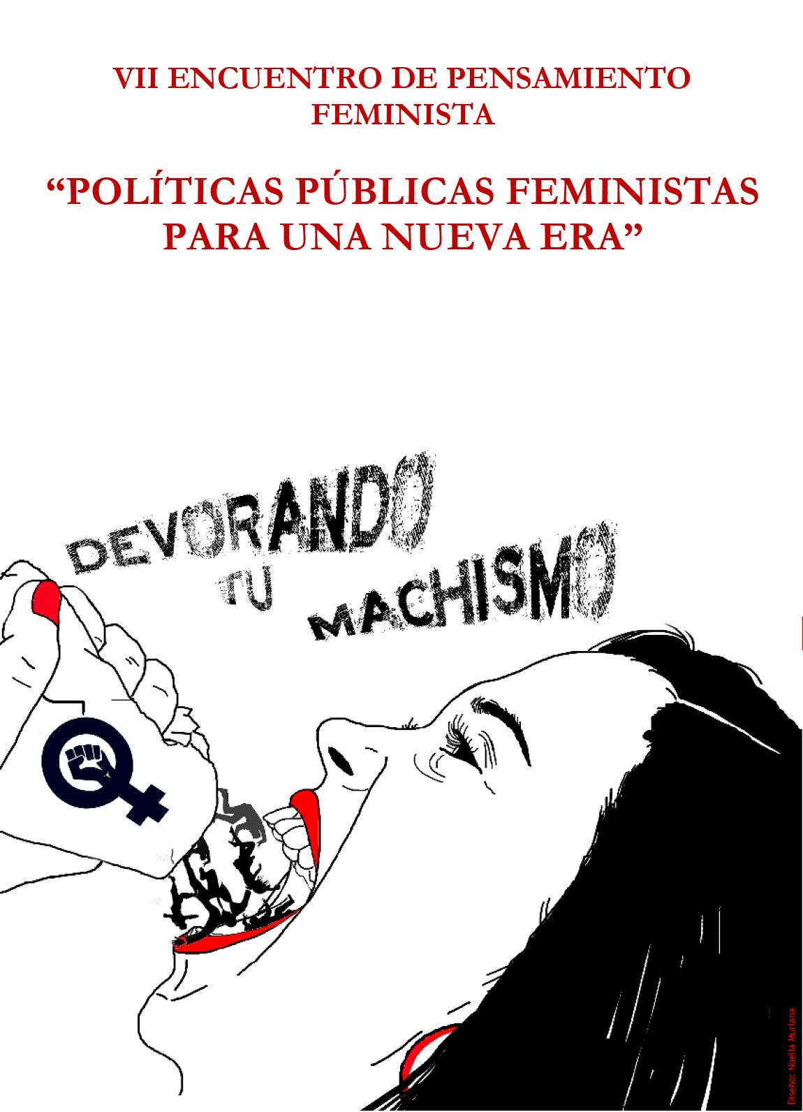 VII ENCUENTRO DE JORNADAS FEMINISTAS 2019