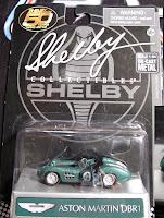 Shelby Collectibles Aston Martin DBR1