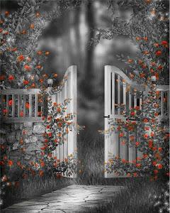 Bienvenidos siempre, porque las puertas de mi alma permanecerán abiertas para ti!  Eileen