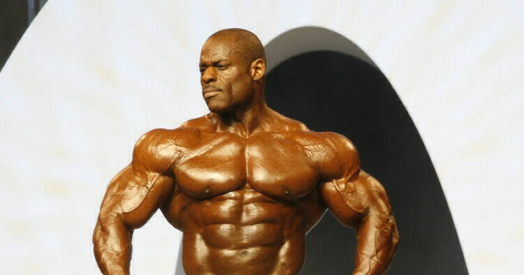 Awesome MR Olympia: MUSCULAR VINCE TAYLOR