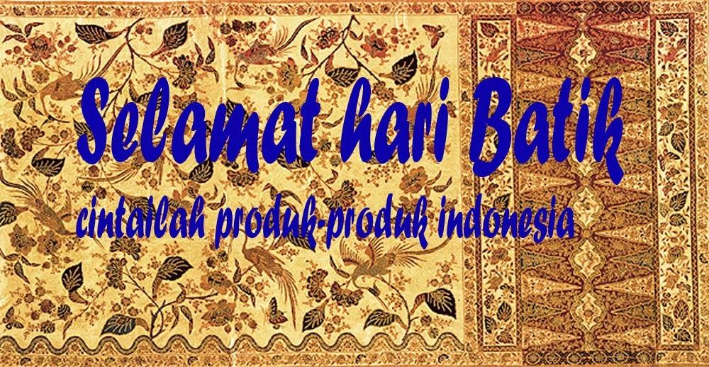 indah kosmetik promo spesial hari batik nasional upload foto
