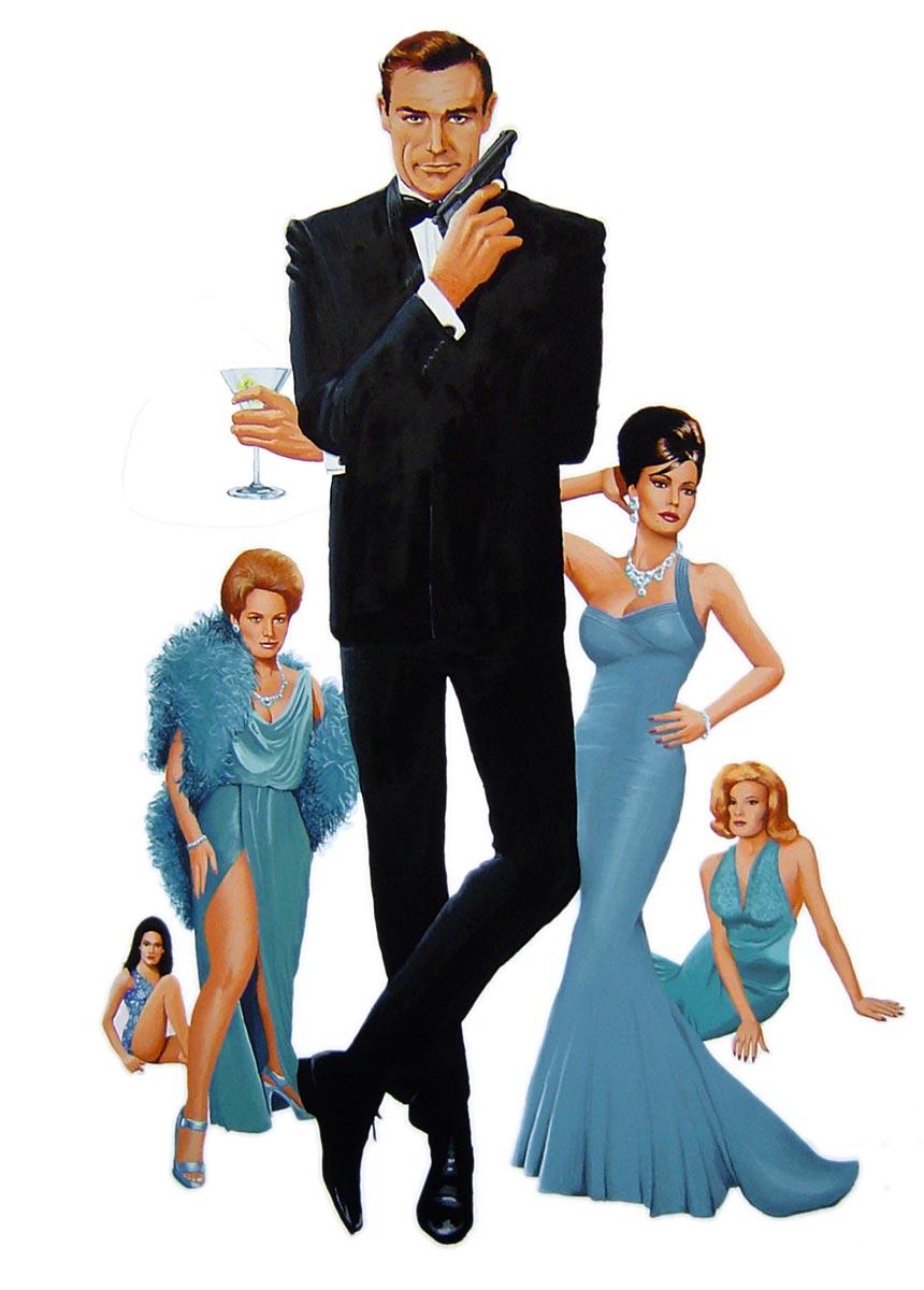 James Bond Thunderball