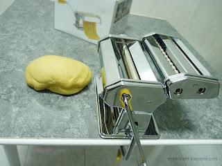 Maquina de cortar pasta Casa