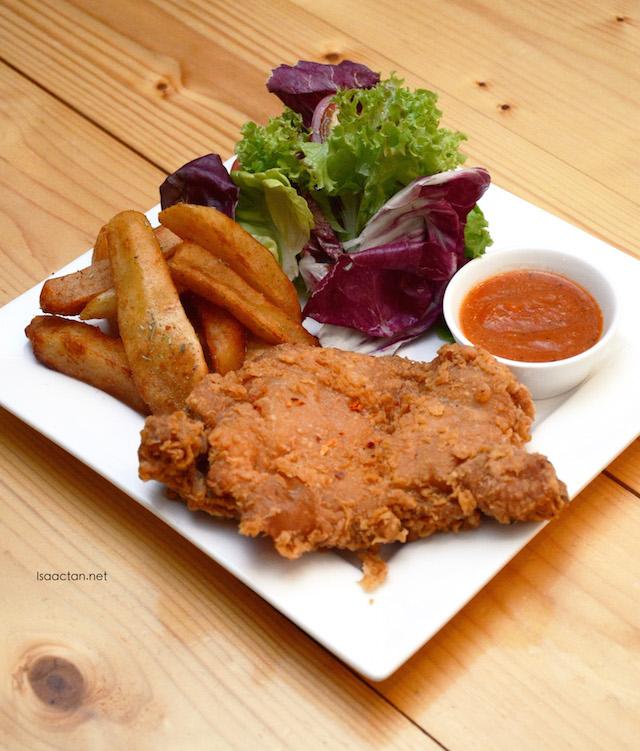 Boneless Thirdwave Fried Chicken