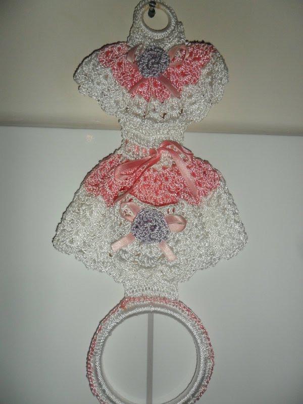 Artesanato De Croche Para Cozinha ~ artesanato da luiza Croch u00ea para cozinha