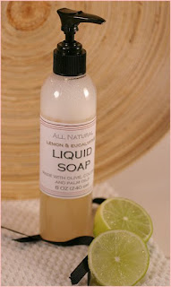liquid soap recipe