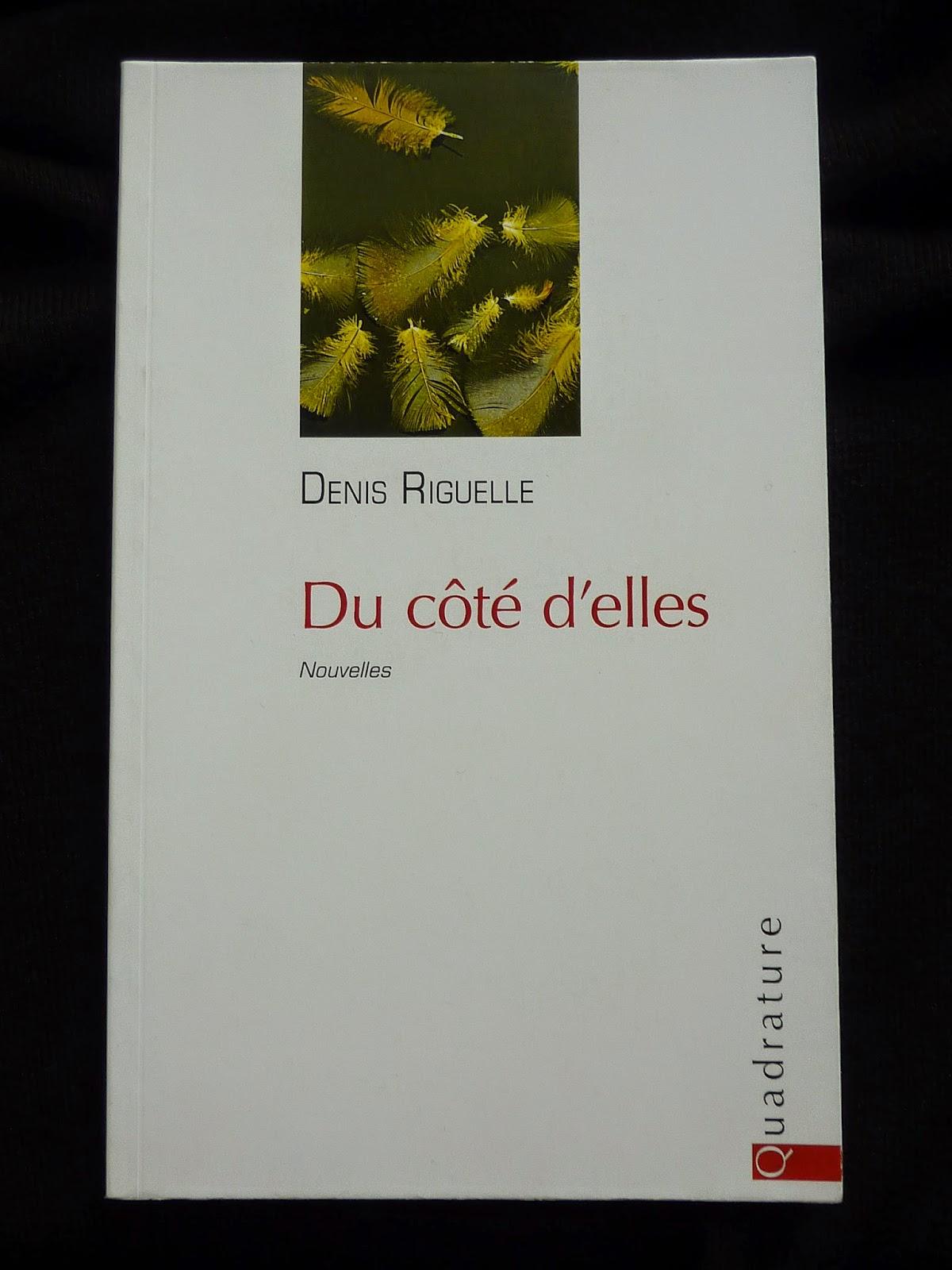 Du côté d'elles - Denis Riguelle