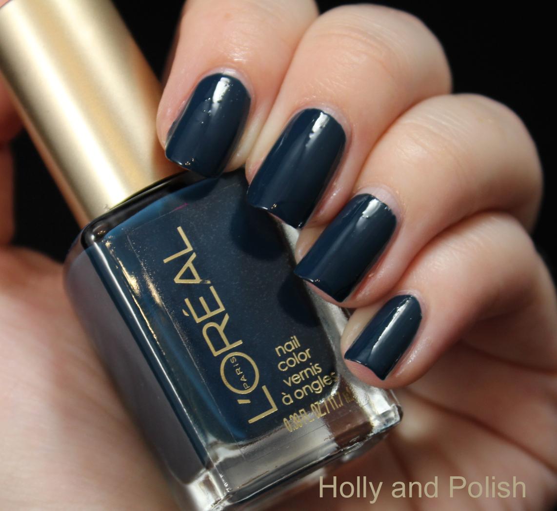 Holly and Polish: A Nail Polish and Beauty Blog: Loreal Fall 2012 ...