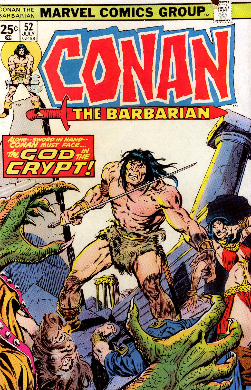 Conan the Barbarian (1970) Issue #52 #64 - English 1