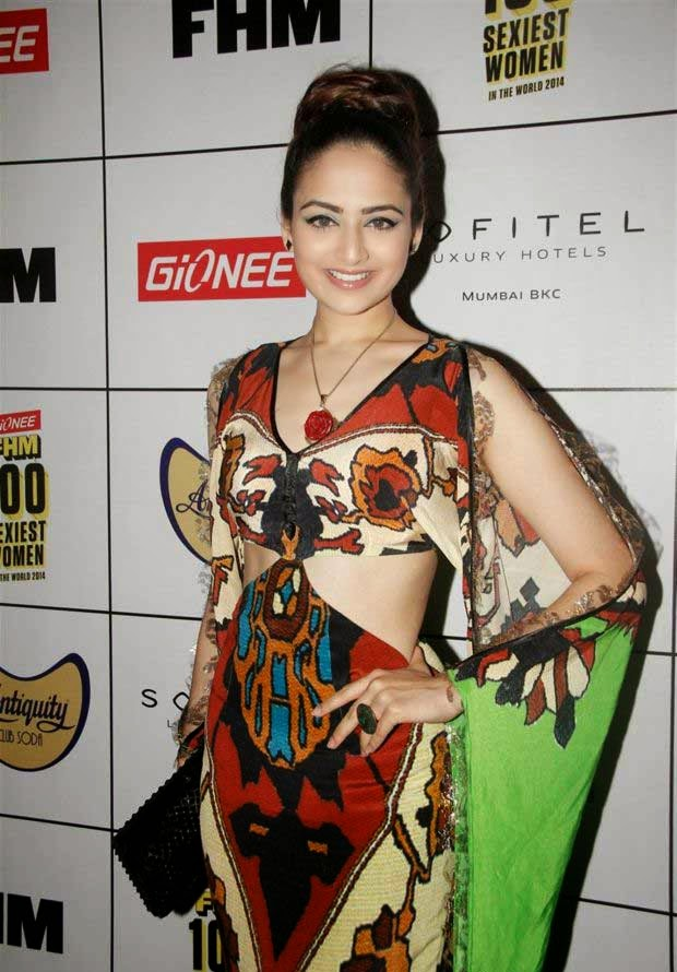 Celebs at Gionee FHM 100 Sexiest Women in the World 2014 Party