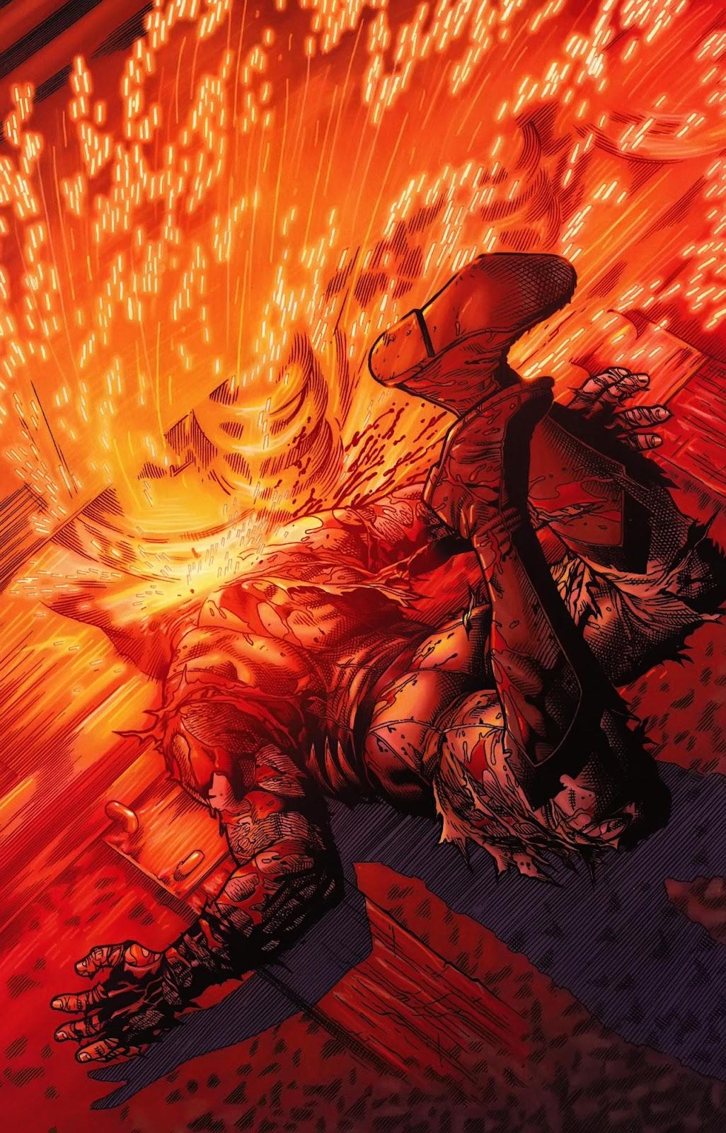 Read online Wolverine (2003) comic -  Issue #70 - 19
