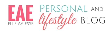 Elle Ay Esse | Personal + Lifestyle Blog