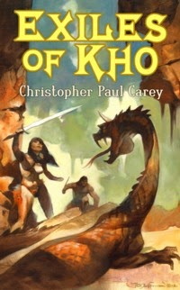http://www.amazon.com/Exiles-Kho-Christopher-Paul-Carey-ebook/dp/B00HX7LURA/