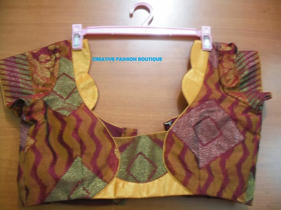 creative back neck patterns creative back neck patterns different type