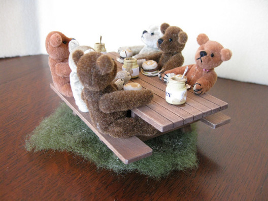 Happy Teddy bear Picnic Day Wallpapers 2015
