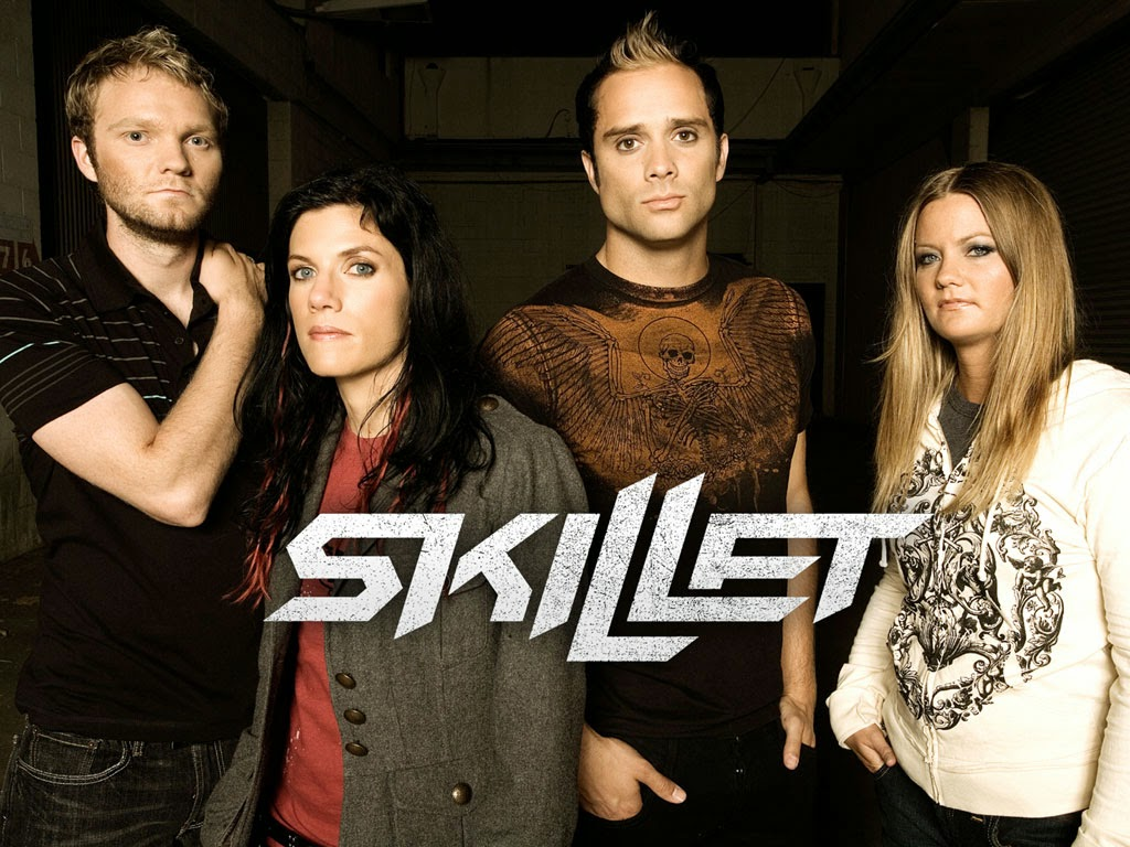 Skillet new single Not Gonna Die
