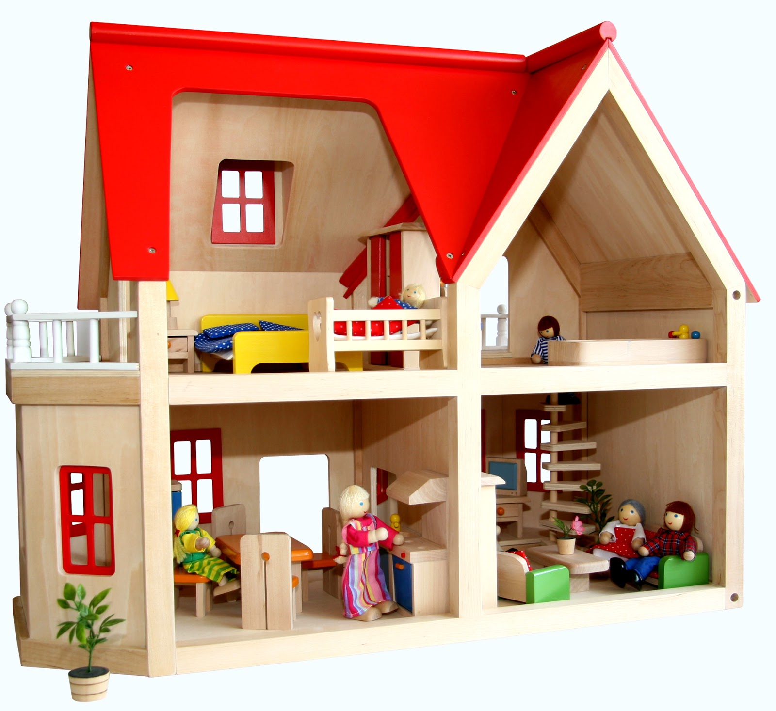 charly 39 s style of life diy project dollhouse